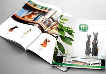 In catalogue chuyên nghiệp cho doanh nghiệp tại xưởng In Gia Định