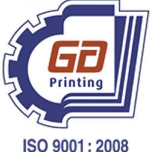 Logo Công Ty In Ấn Gia Định